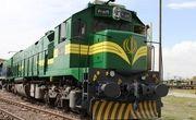 برخورد قطار تهران - مشهد با یک خانم در ایستگاه جاجرم