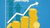 قیمت طلا، دلار، سکه و ارز امروز ۹۸/۰۹/۱۳