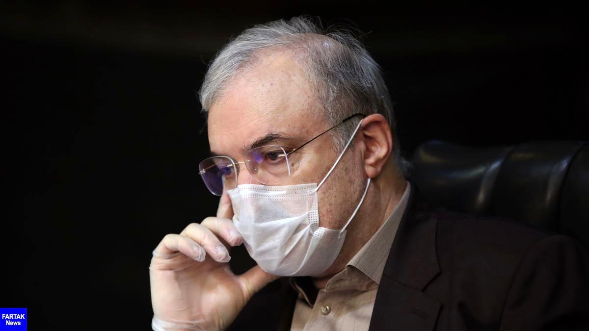 وزیر بهداشت: قبل از ورود ویروس به کشور خودمان را آماده و سنگرآرایی کردیم