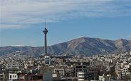 هوای تهران امروز مطلوب است
