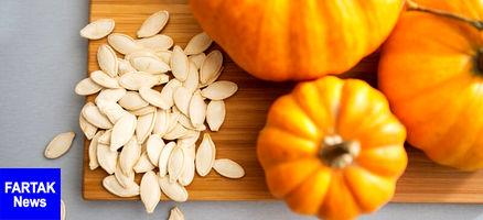 کاهش فشار خون با دانه های این میوه