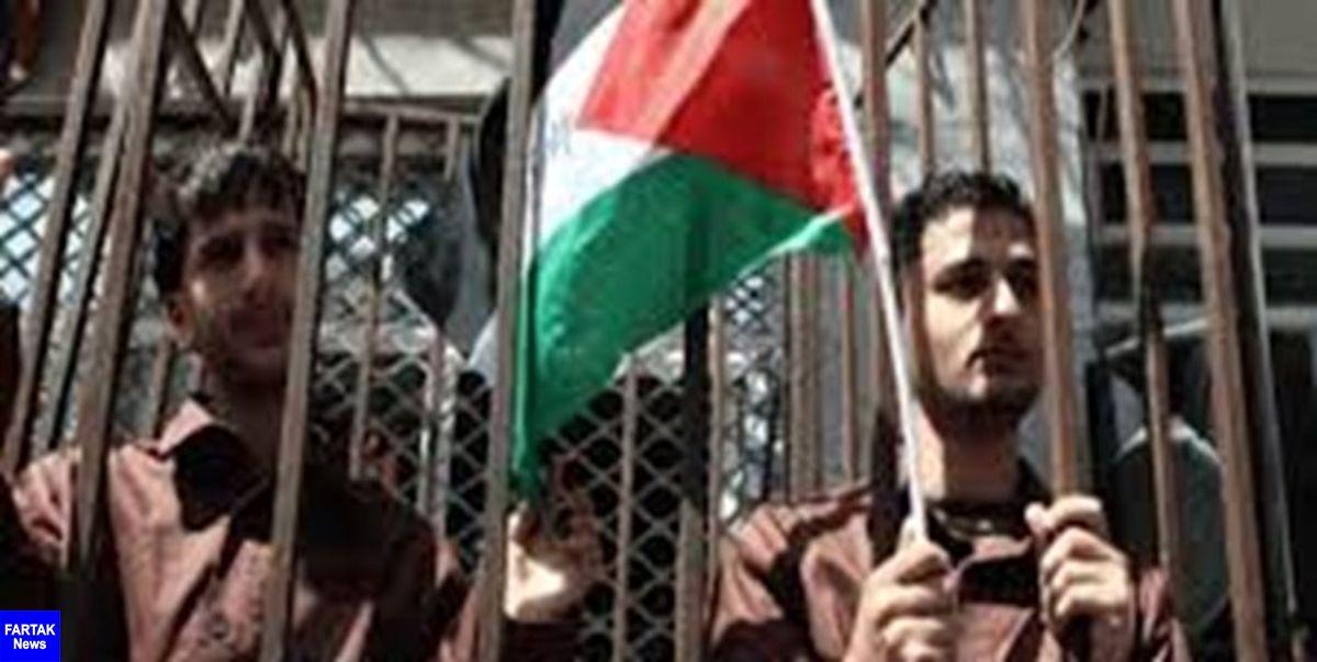 40 اسیر فلسطینی در زندان رژیم صهیونیستی به کارزار اعتصاب غذا پیوستند