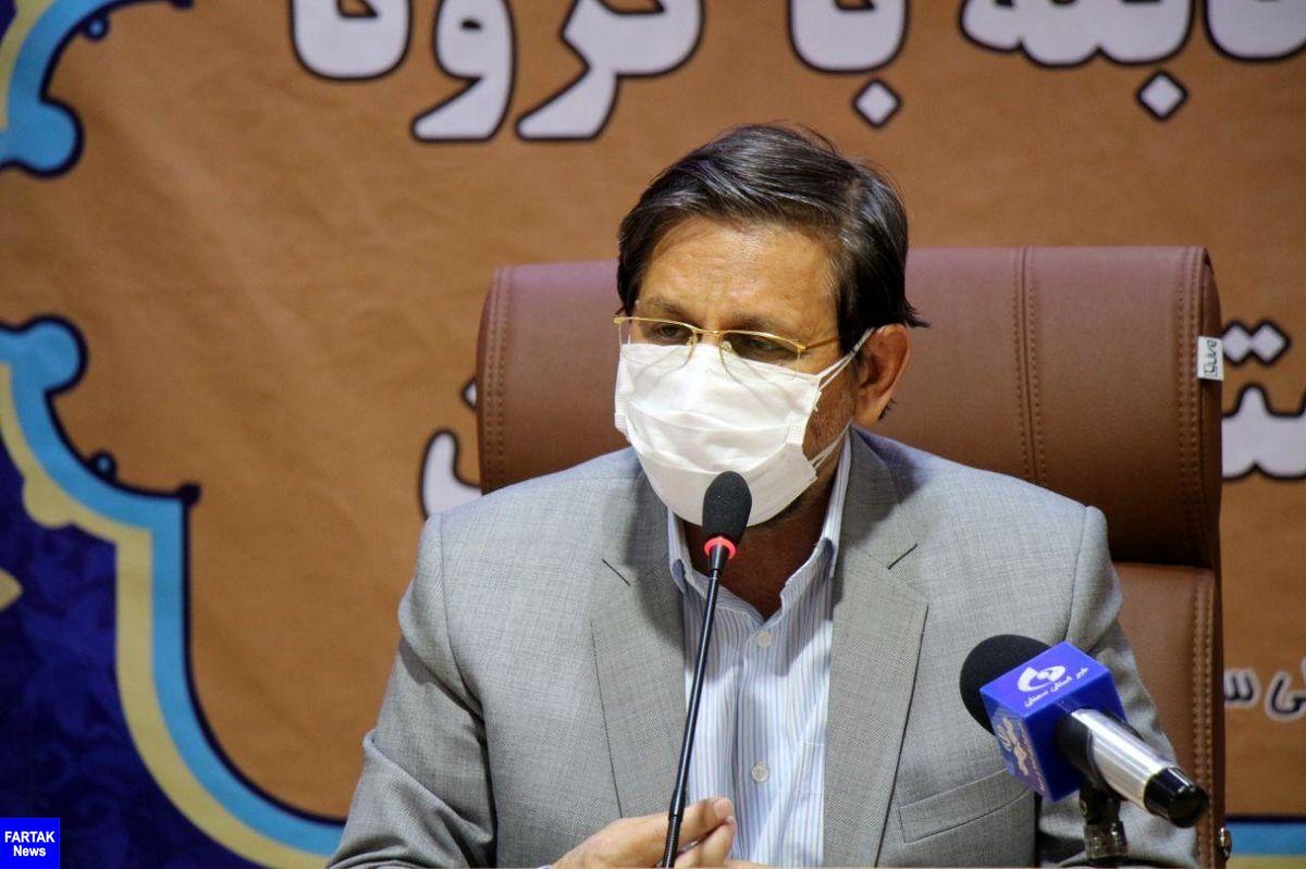 اعمال محدودیت های جدید کرونایی در استان سمنان