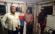 اسامی ۷ سرنشین شناور مغروق ایرانی در آبهای عراق+ تصویر نجاتیافتگان