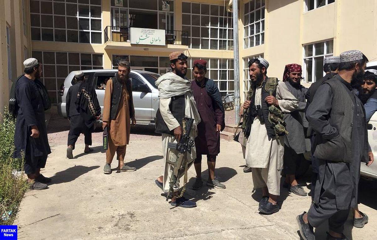 طالبان مراسم تحلیف دولت افغانستان را لغو کرد