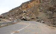 احتمال ریزش کوه در محور تهم – چورزق