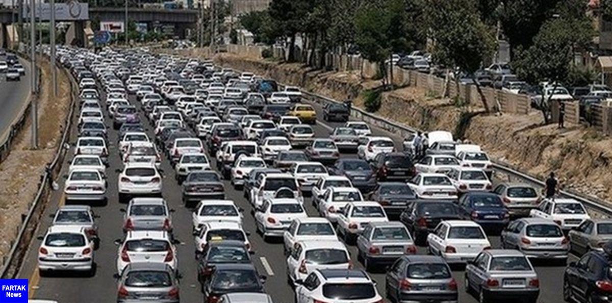 اعلام ترافیک سنگین و نیمه سنگین در برخی از محورهای مواصلاتی شمالی کشور