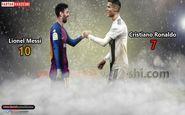 مسی یا رونالدو؟کدامیک بازیکن بهتری است؟