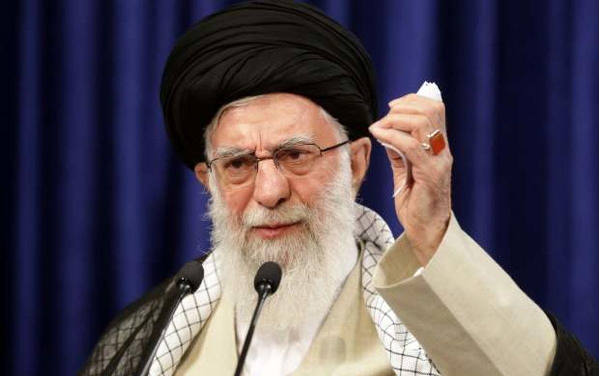 14خرداد؛ سخنرانی حضرت آیتالله خامنهای از رسانه ملی