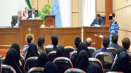متهمان نزاع منجر به قتل نوجوان 17 ساله پای میز محاکمه