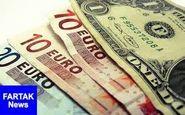 افت نرخ رسمی ۲۰ ارز