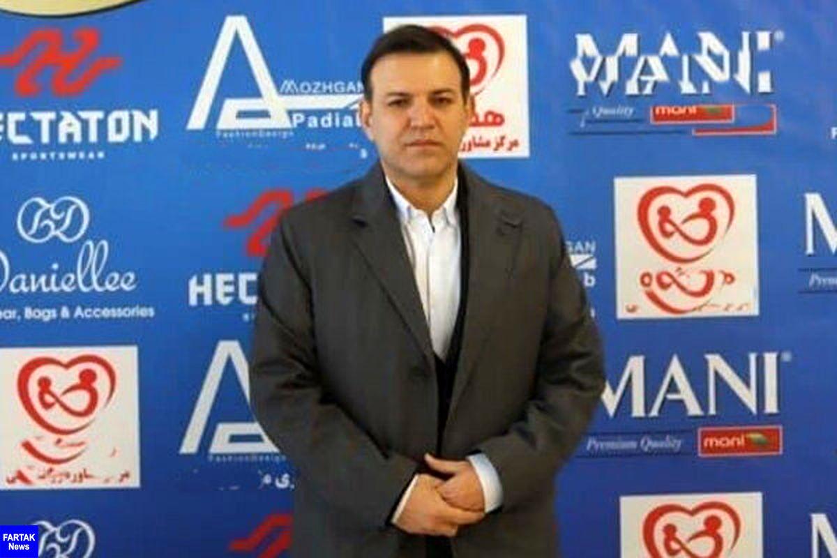 رئیس فدارسیون فوتبال انتخاب شد