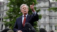 بولتون ادعا کرد: تهدید ایران علیه