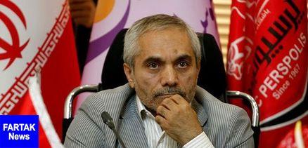 بازهم گاف طاهری برای باز کردن پنجره نقل و انتقالات