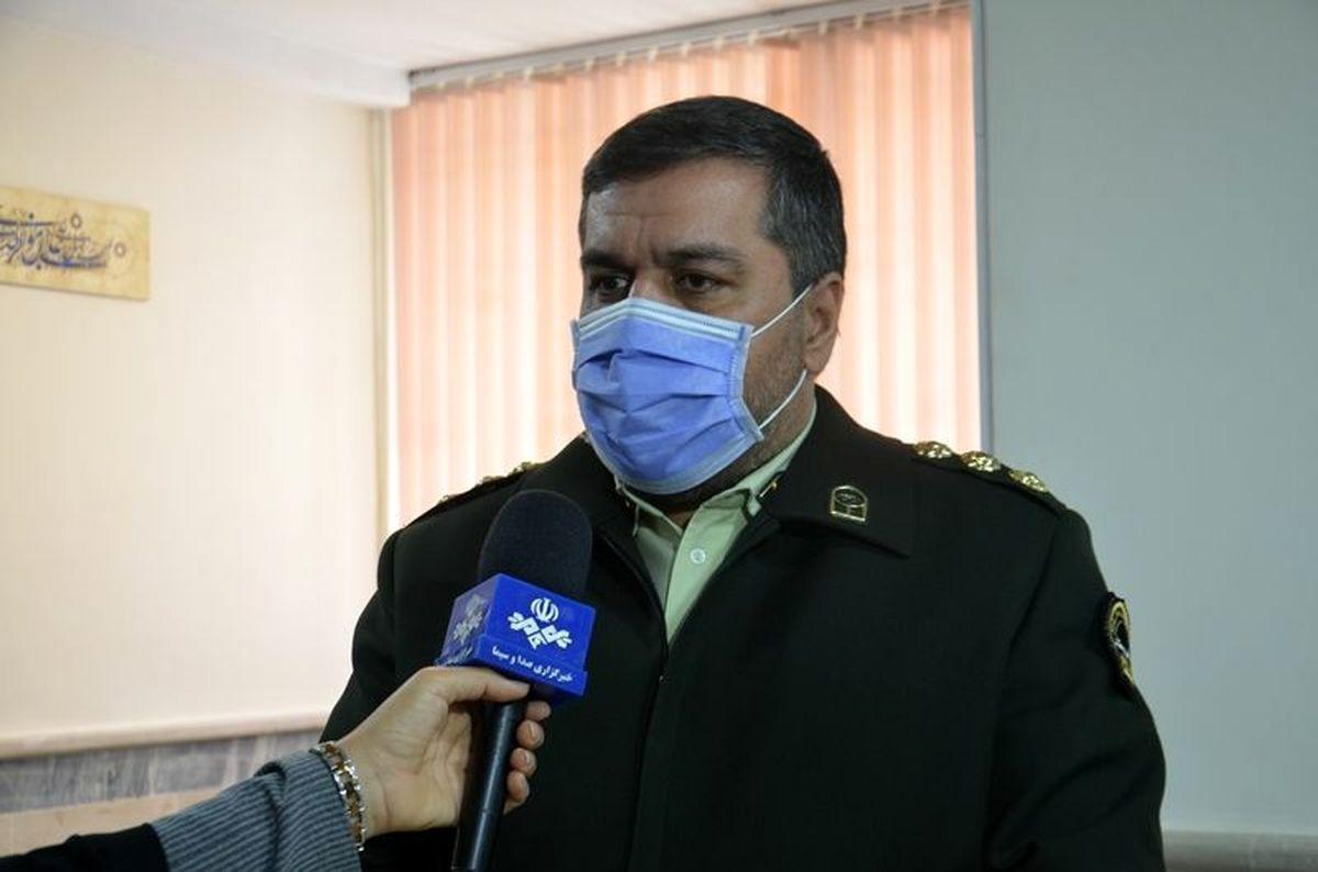 قتل در اسلام آبادغرب، دستگیری در همدان