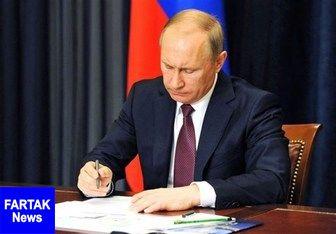 پوتین: همه نیروهای بیگانه باید از سوریه بروند