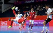 جام جهانی فوتسال|نگاهی به نتایج روز پایانی مرحله گروهی