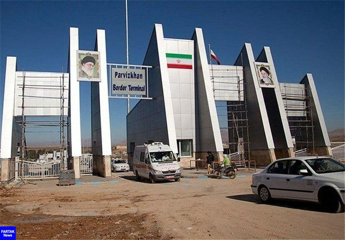 کمبود اعتبار مانع اصلی پیشرفت پایانه مرزی پرویز خان