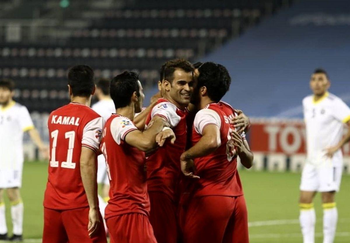 دفاعیه باشگاه پرسپولیس در پرونده آلکثیر امروز به AFC ارسال میشود