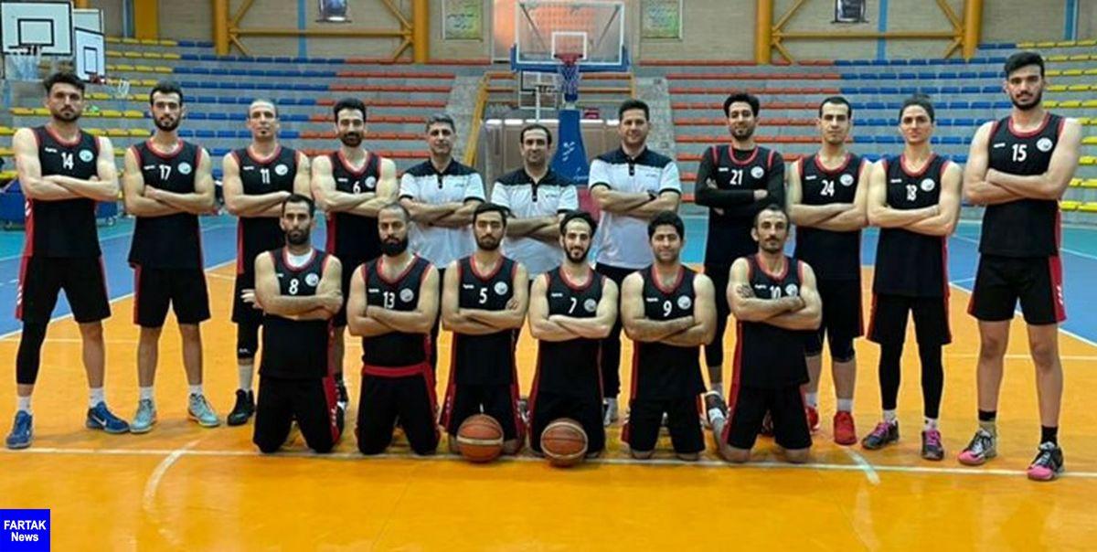 اردوی تیم ملی بسکتبال ناشنوایان در مشهد مقدس آغاز شد