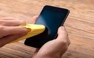 چگونه گوشی موبایل خود را ضد عفونی کنیم؟