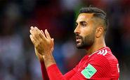 تلاش ستاره تیم ملی برای درخشش در جام ملتها