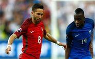 غیبت دو بازیکن اصلی پرتغال در تمرین امروز
