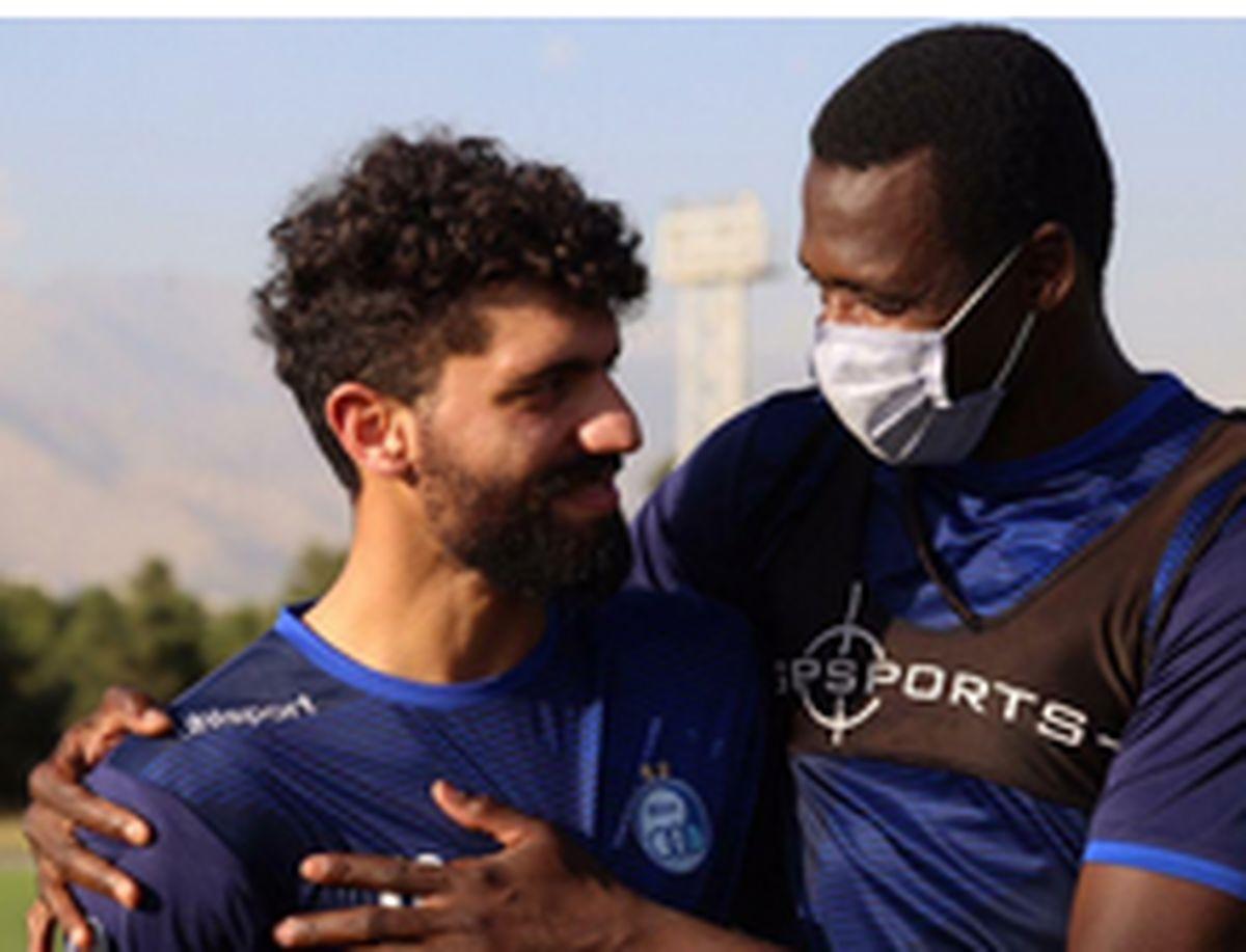 بازیکن استقلال عذرخواهی کرد!