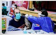 عکس واکسن زدن حمید صفت در زندان ! / اتهامش قتل است + جزییات