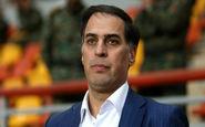 حضور سعید آذری در تمرین ذوبآهن و دیدار با رضایی