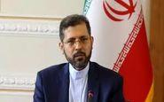 خطیب زاده: امور مربوط به سیاست خارجی از طریق وزارت خارجه منتقل میشود
