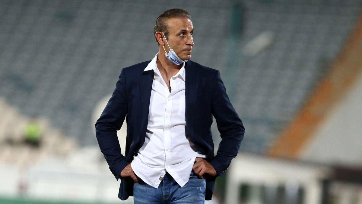 تبریک باشگاه پرسپولیس به یحیی گلمحمدی