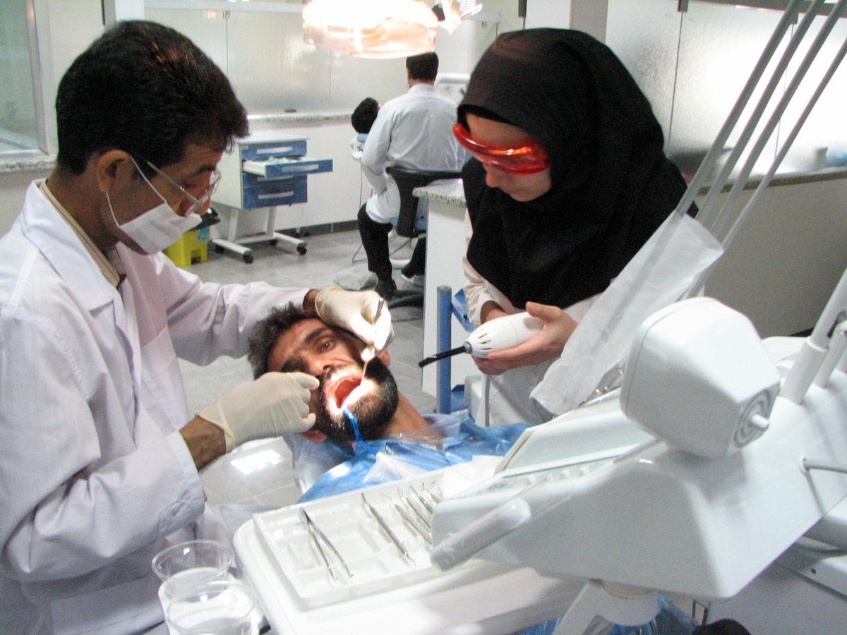راهاندازی اورژانس دندانپزشکی در ایام نوروز