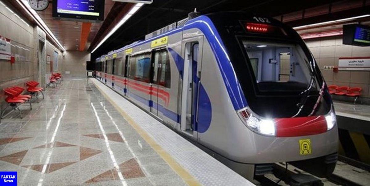 نرخ بلیت مترو افزایش نمییابد/ وضعیت همه خطوط عادی است