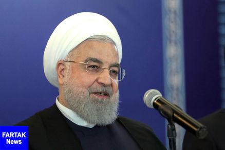 روحانی: جهان اسلام باید تدابیری برای رهایی از سلطه دلار و سیستم مالی آمریکا پیش بینی کند