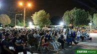 گزارش تصویری جشنواره گردشگری خوراک کرمانشاهی و شبهای نیلوفری در شهر بازی
