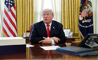 اظهارات جنجالی ترامپ درباره روسیه + فیلم