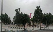 باد شدید برخی مناطق کردستان را فرا میگیرد