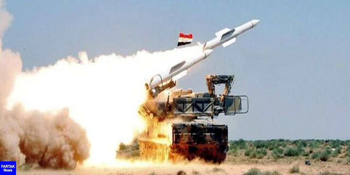 """پدافند هوایی سوریه با حملات هوایی اسرائیل به فرودگاه """"تی فور"""" مقابله کرد"""