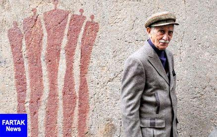 بازیگر ایرانی در بستر بیماری