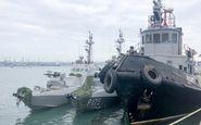 روسیه کشتیهای متخلف اوکراینی را رفع توقیف میکند