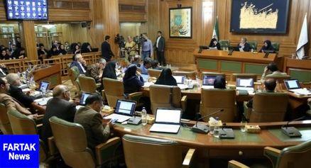 تصویب کلیات لایحه متمم بودجه 98 شهرداری تهران در شورای شهر