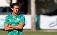 مجیدی: شکایت نکردم تا آرامش تیم به هم نریزد