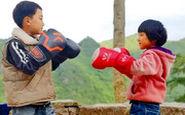 تمرین بوکس دختر ۸ ساله چینی که در شبکهها وایرال شد
