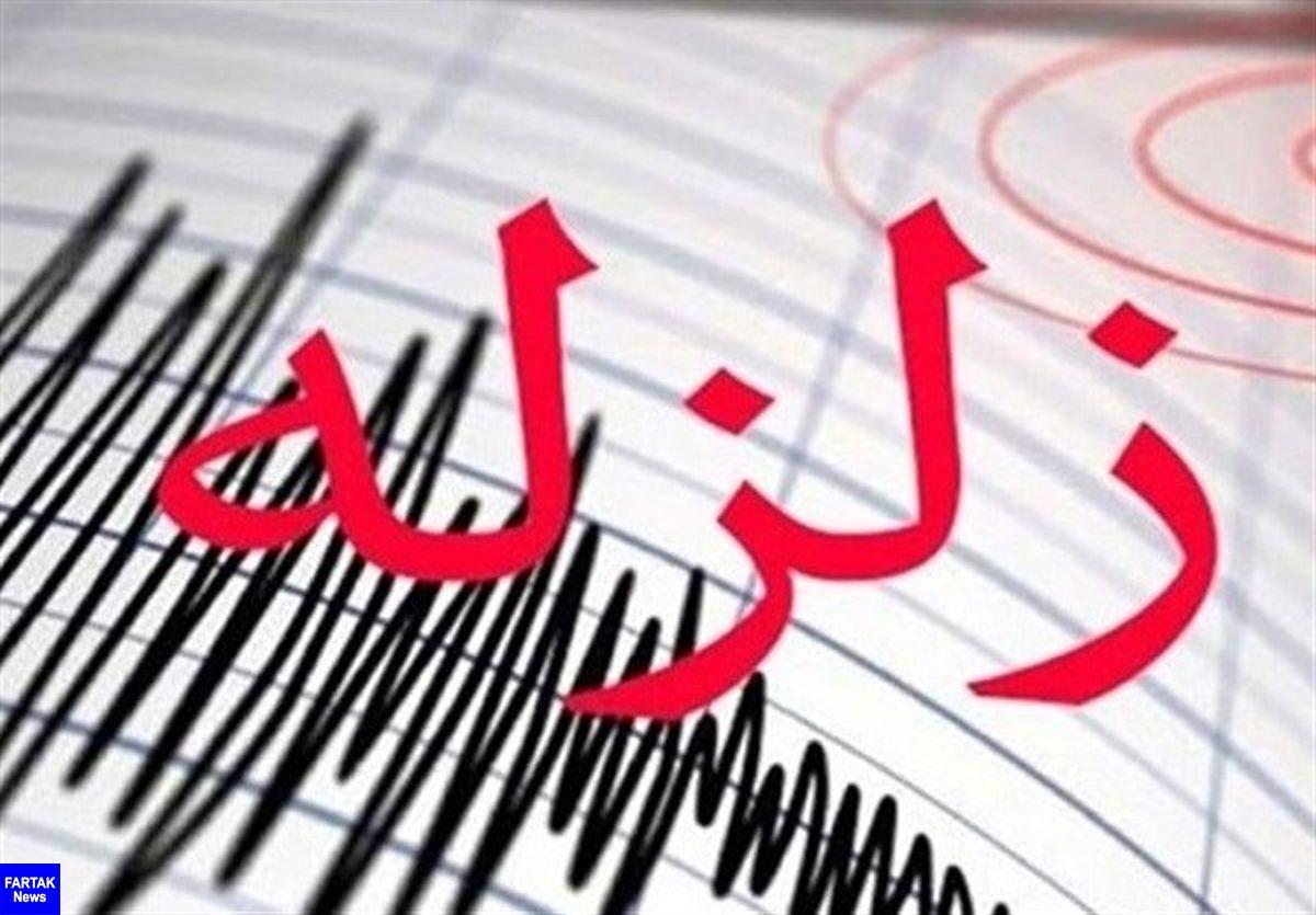 زلزله ۴ ریشتری قلعه خواجه خوزستان را لرزاند