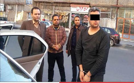 قتل به سبک بالیوود در مشهد ! + عکس