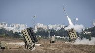 شلیک گنبدآهنین به جنگنده خودی در جنگ اخیر غزه