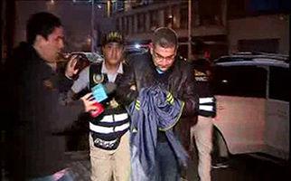 بازداشت مقامات فاسد حکومتی در پرو + فیلم
