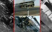 هفت کشته در برخورد اتوبوس با سواری حامل قاچاق سوخت