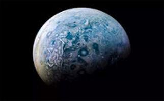 تصاویر جدیدی که از سیاره مشتری منتشر شد